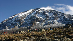 machame route camping